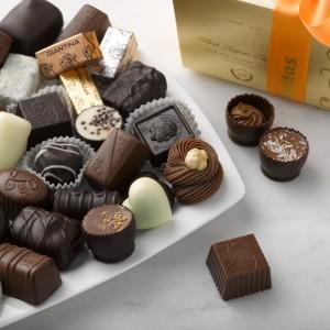 Belgijskie czekoladki